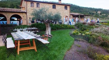 Private Events in Tuscany