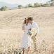 Romantic Engagement Session in Val D'Orcia, Tuscany