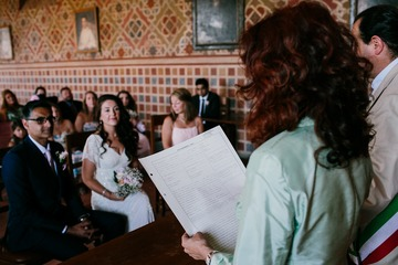 Civil wedding ceremony planner & translator in Tuscany & Umbria, Italy