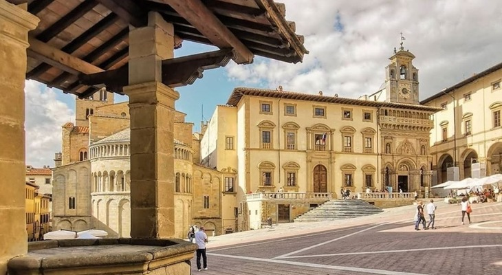 Tuscany Tours - Discover Arezzo with a Local Tourist Guide