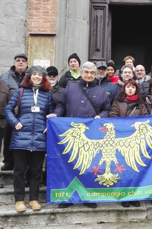 Guided tour of Lucignano and the Town Museum with the Golden Tree of Love, Valdichiana Tuscany