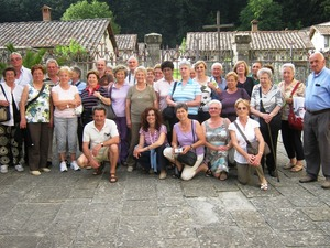 Guided tour of Camaldoli Hermitage and Monastery, Casentino Tuscany