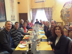 Special wine tasting event for family reunion in Montepulciano winery, Tuscany