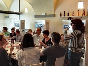 Guided tour of Arezzo and tasting of local wines, Tuscany