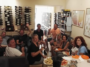 Guided food & wine tour and tasting in Sansepolcro, Valtiberina Tuscany