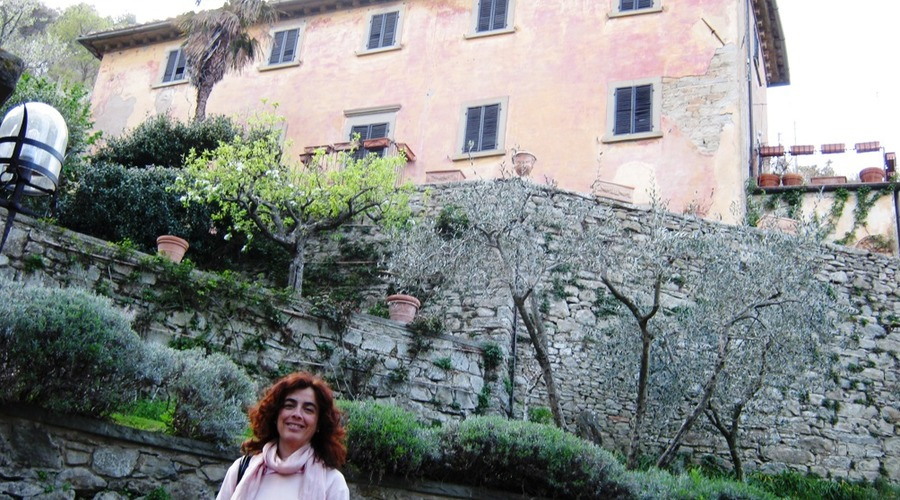 Guided tour: Cortona and Villa Bramasole