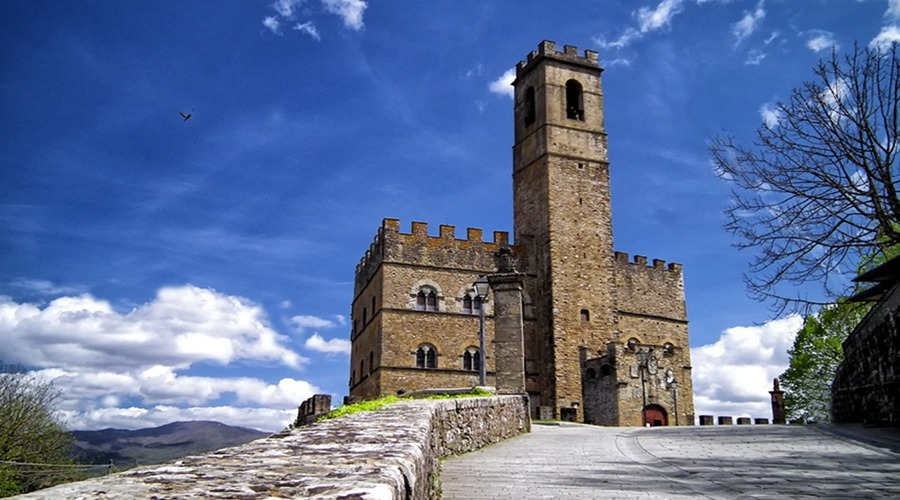 Guided tour: Poppi and Conti Guidi Castle in Casentino