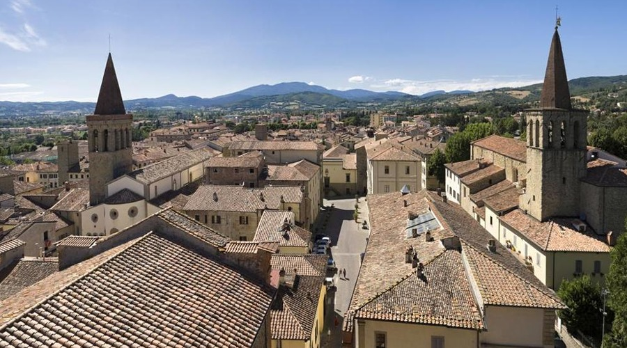 Guided tour: Sansepolcro Piero's Birthtown