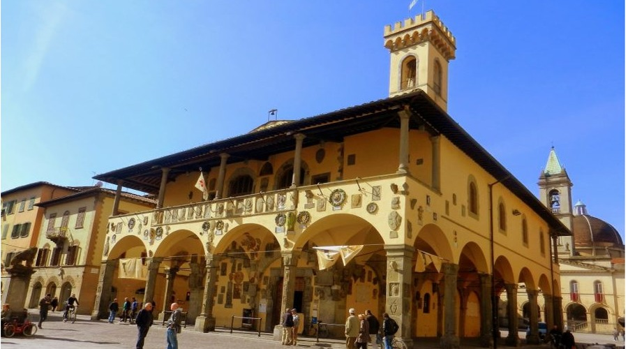 Guided tour: Montevarchi and S. Giovanni Valdarno