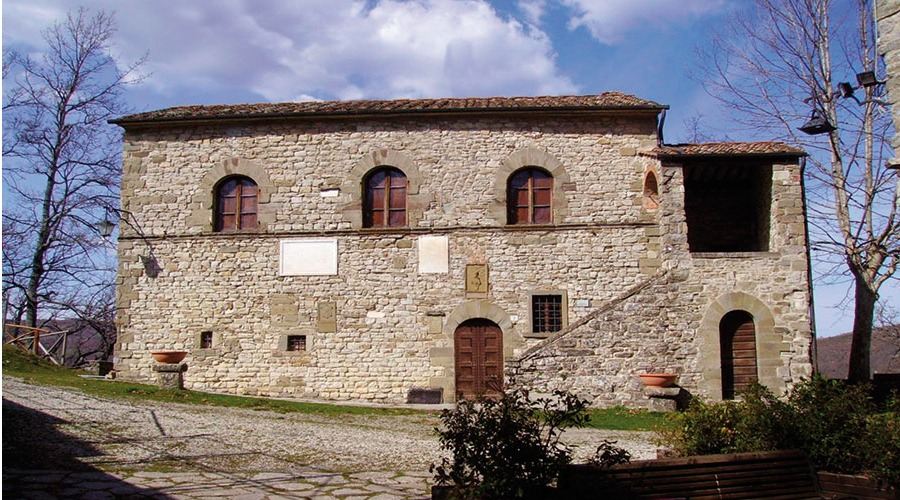 Guided tour: Caprese and Pieve Santo Stefano