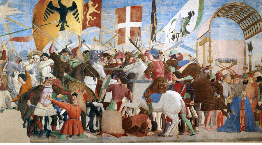 Guided tour: Arezzo and Piero della Francesca
