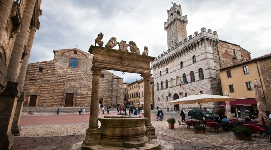 Guided tour: Montepulciano