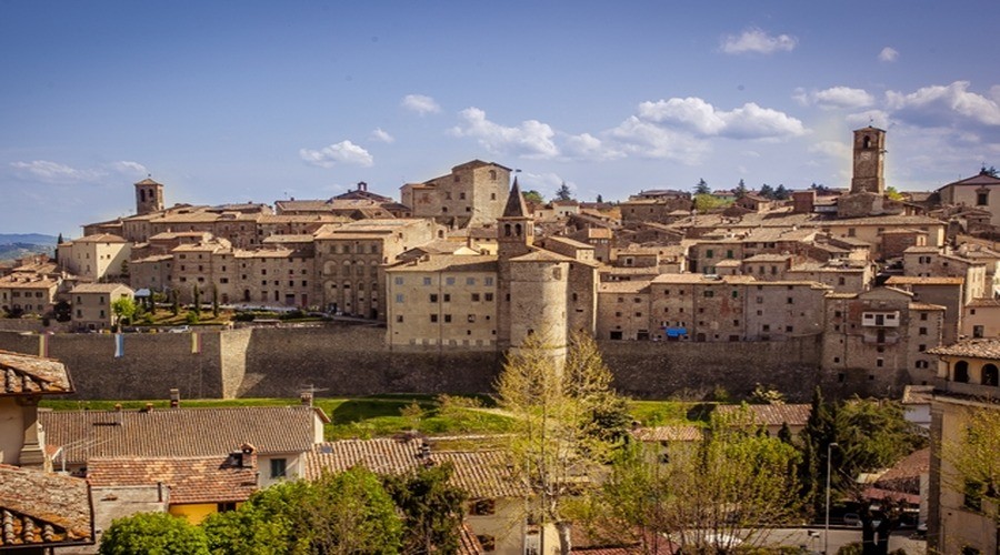 Guided tour: Anghiari in Valtiberina