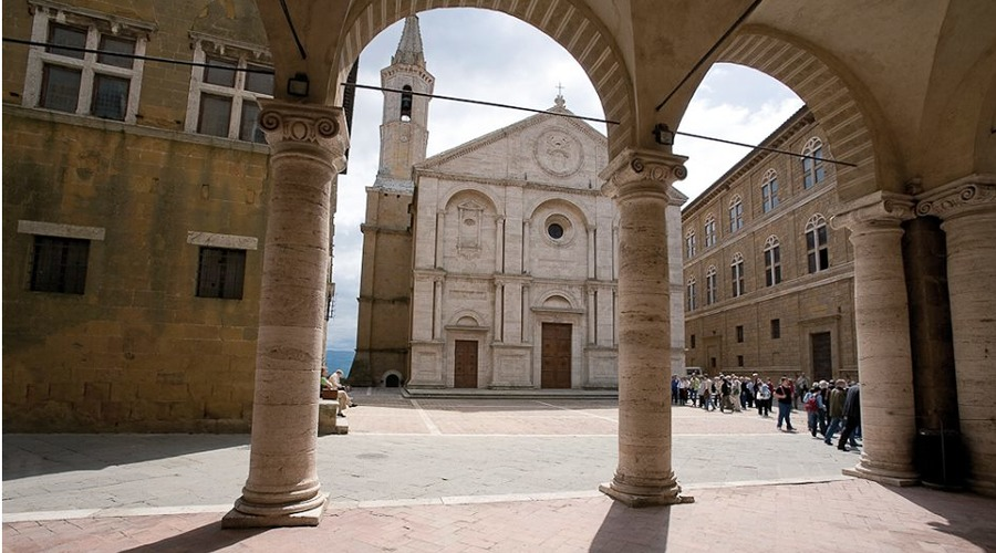 Guided tour: Pienza
