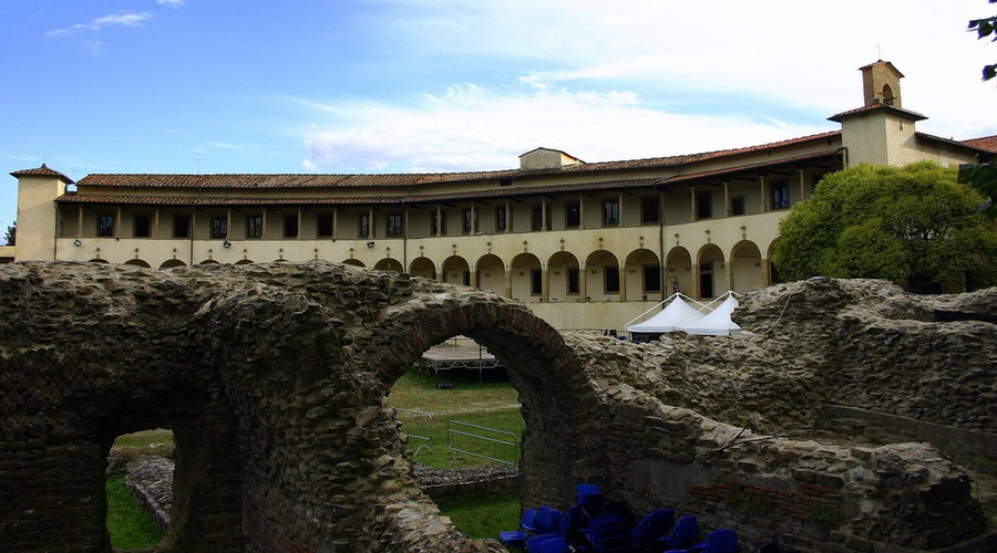 Guided tour: Arezzo at Etruscan and Roman time