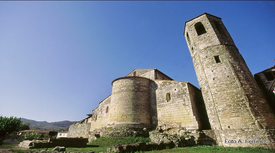 Guided tour: Pieve a Socana and Bibbiena