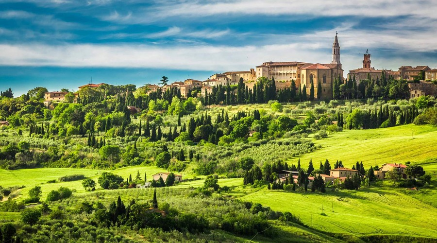 Guided tour:  Val D'Orcia