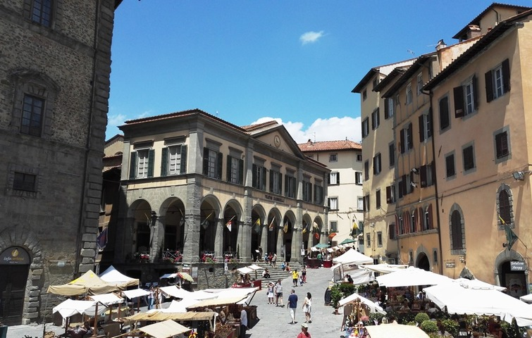 Guided tour: Cortona and the MAEC Museum