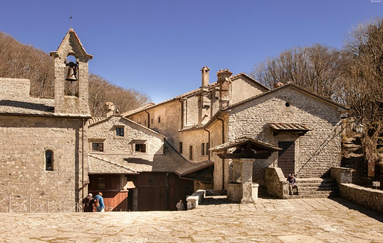 Guided tour: La Verna in Casentino