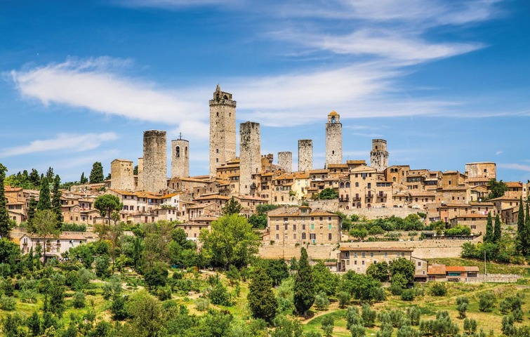 Guided tour: San Gimignano