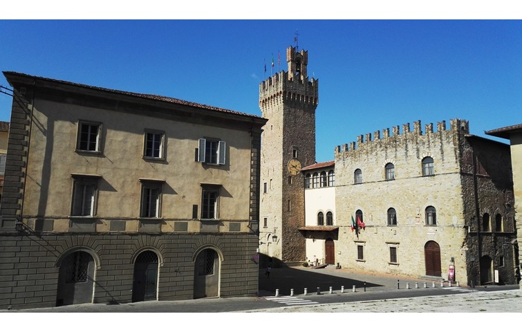 Guided tour: Arezzo and the splendour of the Middle Ages