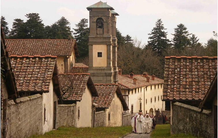 Guided tour: Camaldoli Hermitage and Monastery