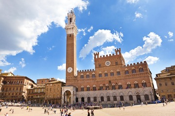 Get married in Siena
