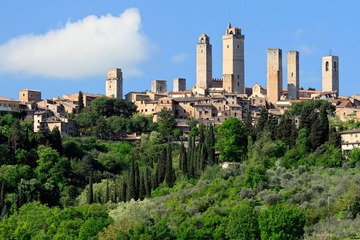 Marry in San Gimignano