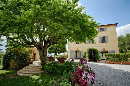 Val D'Orcia Romantic Wedding Villa