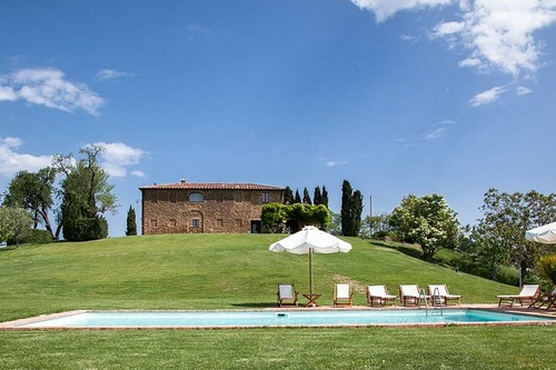Montepulciano Wedding Villa