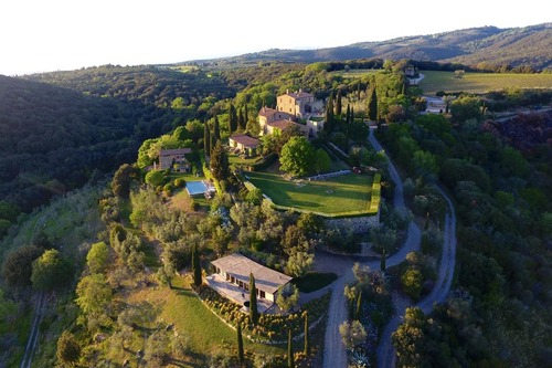 Maremma Luxury Wedding Castle