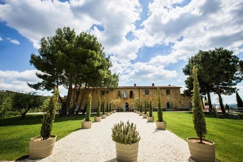 Maremma Luxury Wedding Villa