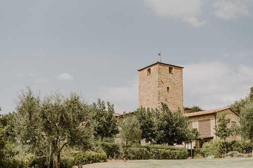 Chianti Luxury Wedding Borgo
