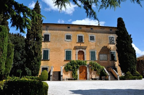 Tuscany Countryside Wedding Villa