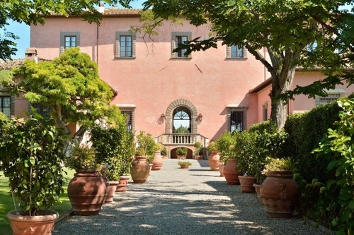 Florence Luxury Wedding Villa