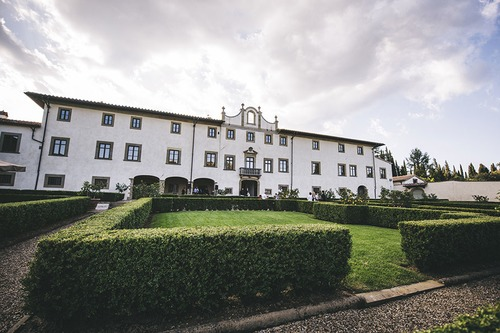 Tuscany Historic Wedding Villa