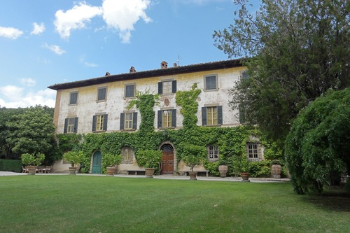 Cortona Historic Wedding Villa