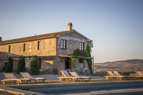 Val D'Orcia Wedding Villa